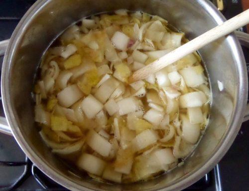 Witlof koken en de gouden tip