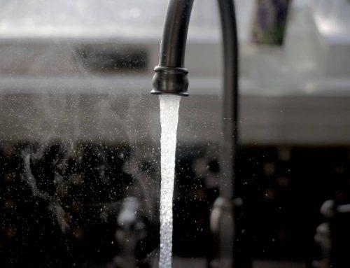 Waterfilter lood in kraanwater Amsterdam Noord