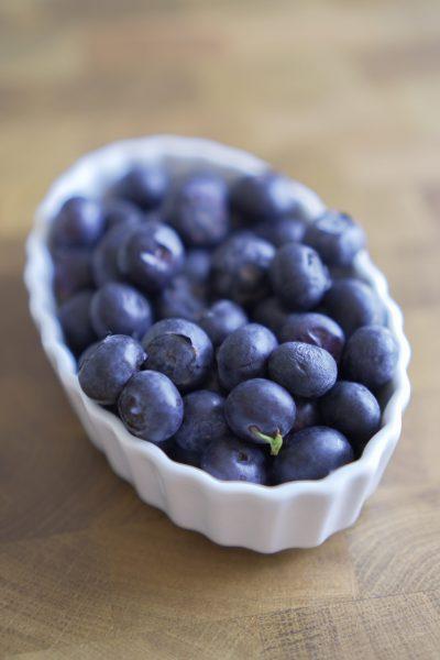 antioxidanten blauwe bessen