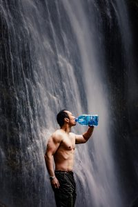 ph waarde bronwater flessen