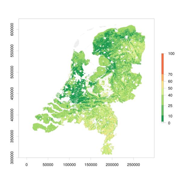 kraanwater baby nitraat in Nederland
